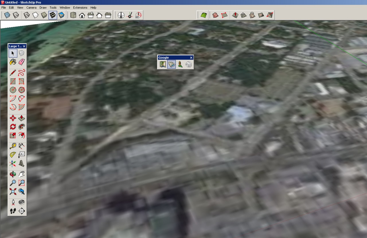 001 Pixel Aerial