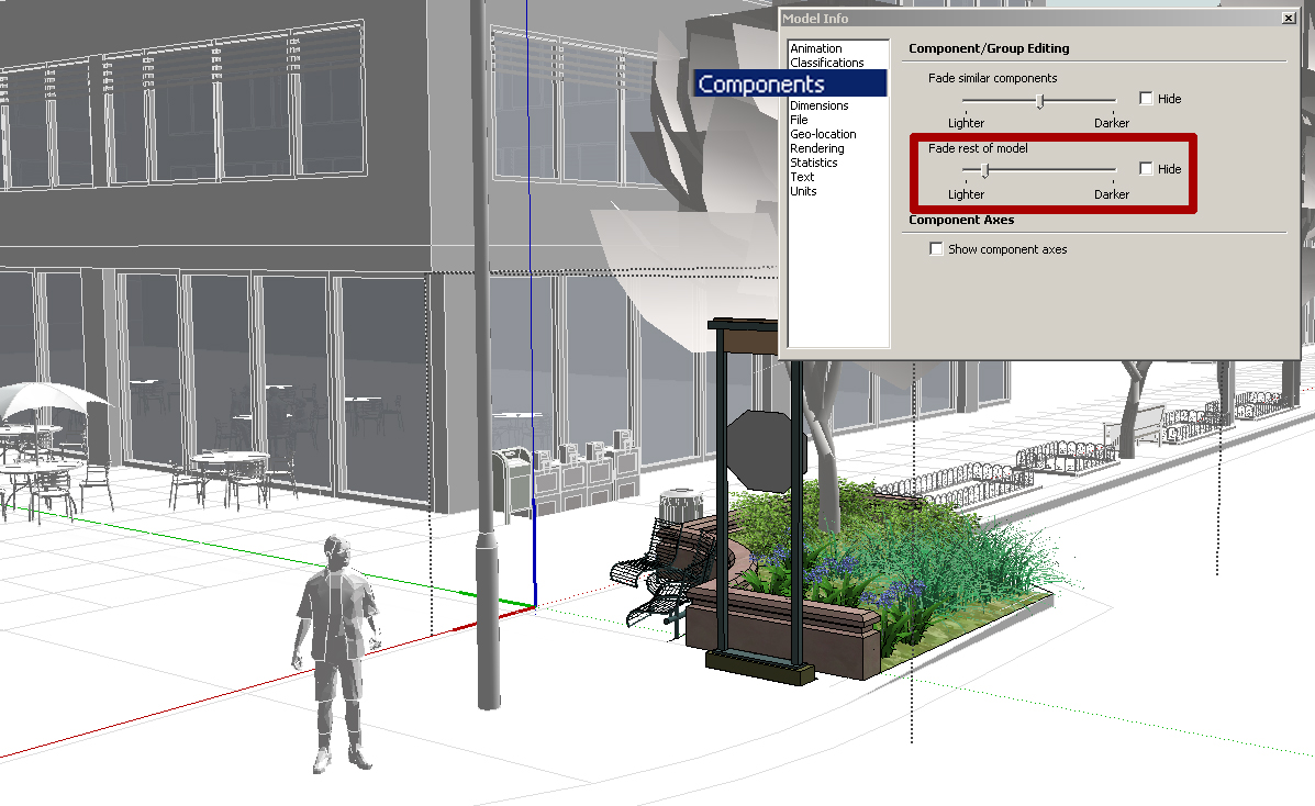 SketchUp's Model Info Window: Three Underused Pages - Daniel Tal