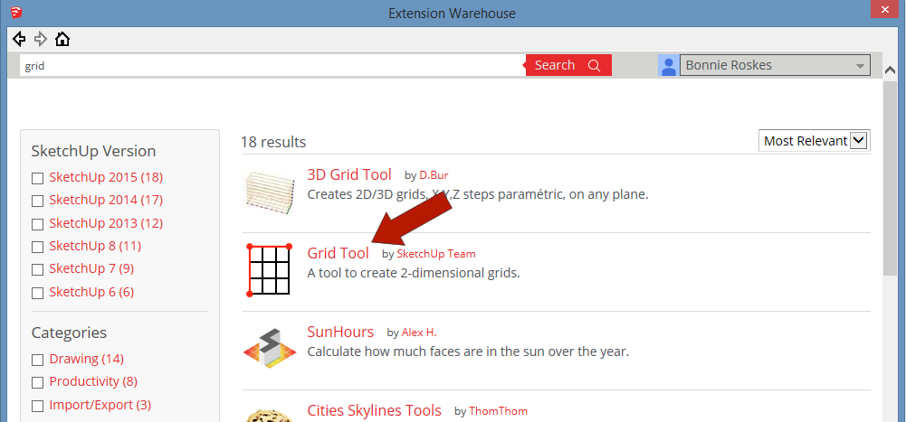 Intro to Extensions: Part 1 - Extension Warehouse - Daniel Tal