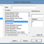 SketchUp Preferences 7