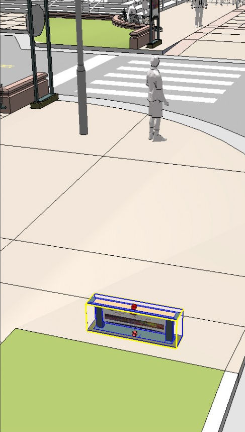 how to change scale in sketchup