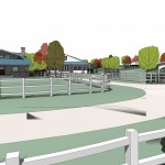 sketchup graphics and styles Vineyard Styles Model