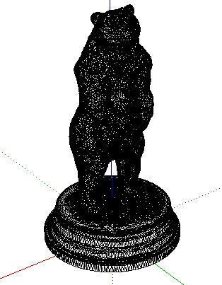 3d printing Benji Bear 02