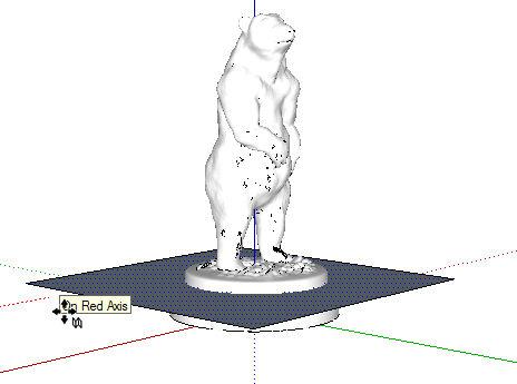 3d printing Benji Bear 05