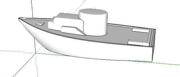 3D Printing Boat 03