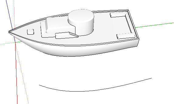 3D Printing Boat 06