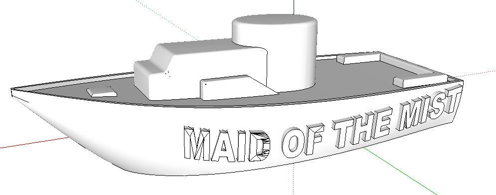 3D Printing Boat 16