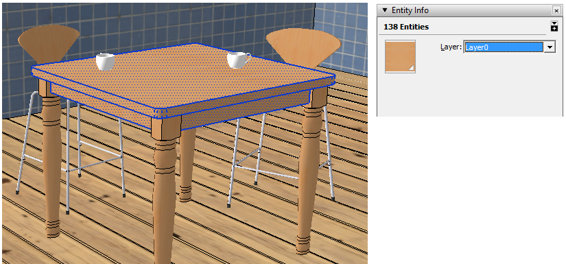 Sketchup Layers Groups Components 16a