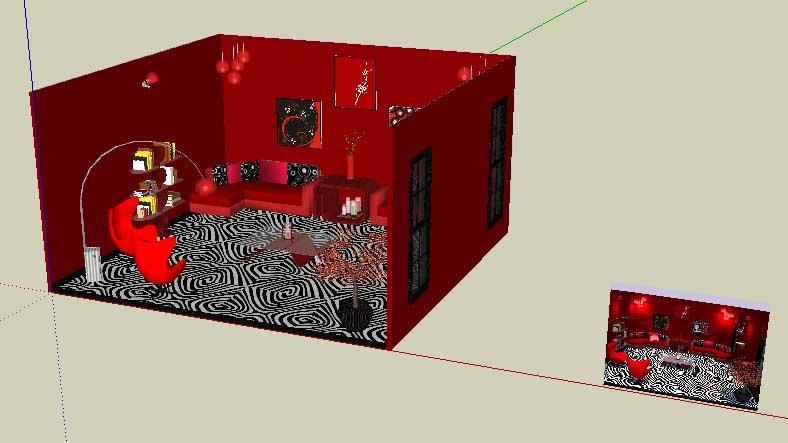 SketchUp Layer Setup 02