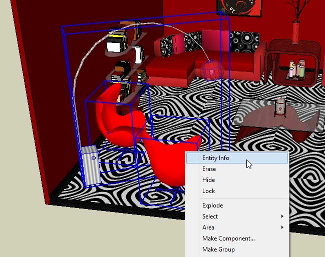 SketchUp Layer Setup 08