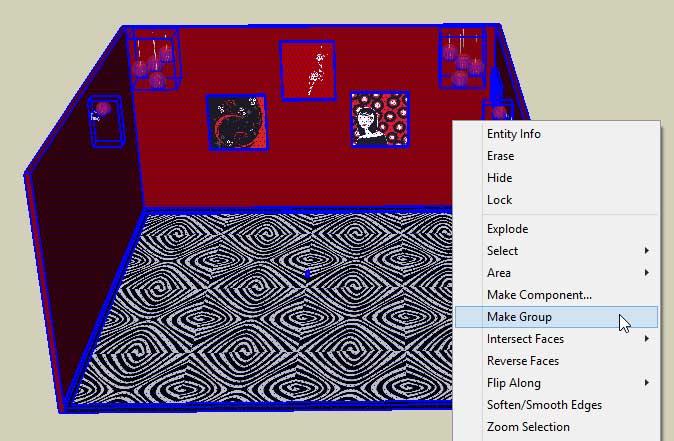 SketchUp Layer Setup 12