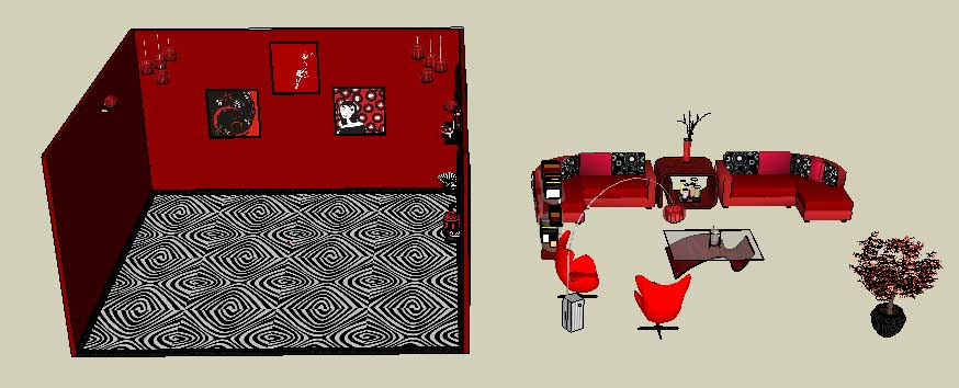 SketchUp Layer Options 19