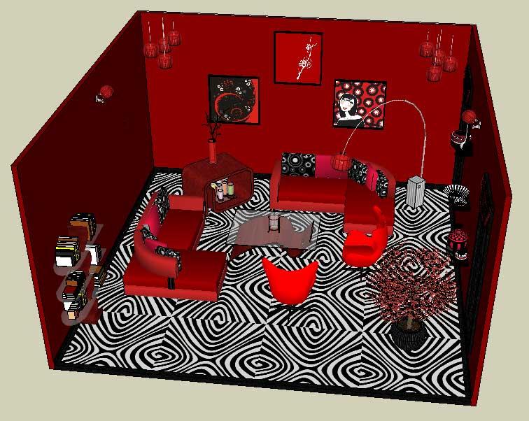 SketchUp Scene Setup 21