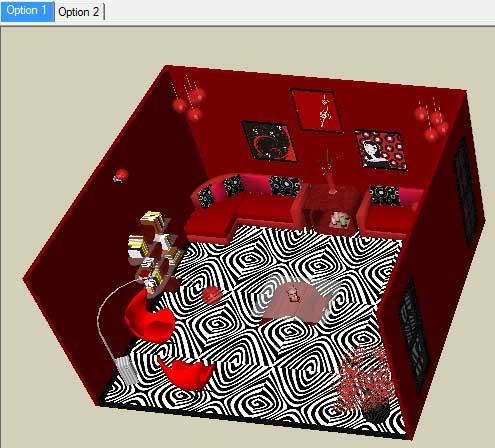 SketchUp Scene Setup 28