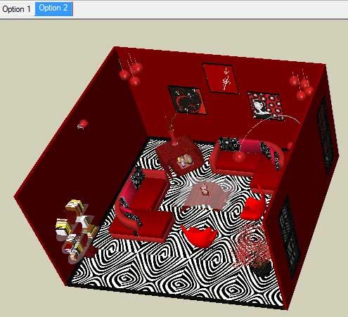 SketchUp Scene Setup 29