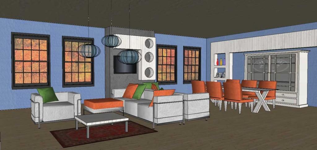 SketchUp Panorama Setup 22