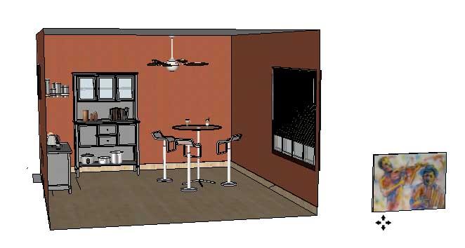 SketchUp Wall Art: Part 2 - Alignment and Axes - Daniel Tal