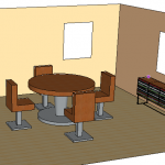 Scaling Objects SketchUp