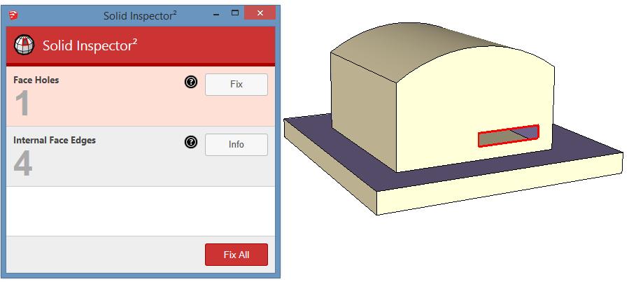 3D Printer Ready Model SolidInspector5
