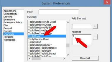 SketchUp Shortcuts Part 1: Speed Things Up