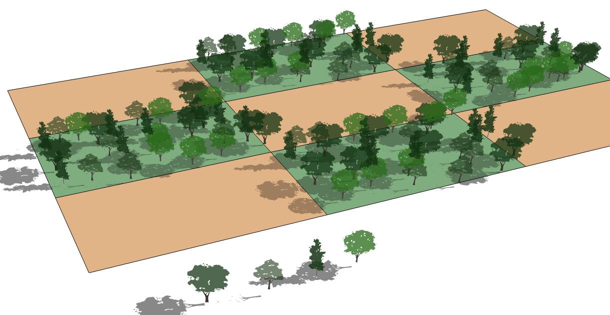 Skatter: Part 1 - Vegetation Mass Placement - Daniel Tal