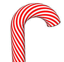 A Very FredoScale Christmas Part 2: Candy Cane