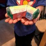 Paper House Project: Part 1 - DIY Color