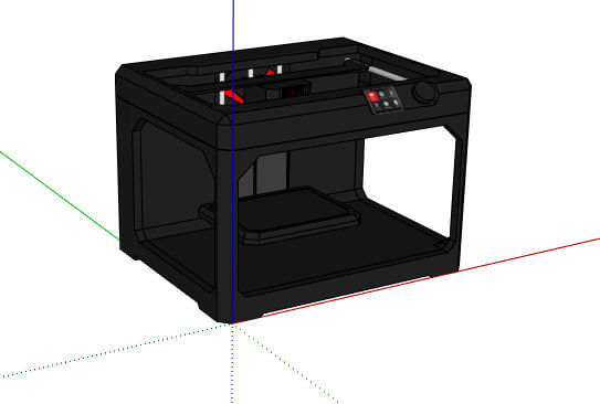 Creating a SketchUp Template: Part 1 - File Setup - Daniel Tal