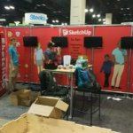 SketchUp Arcade! Debut at ISTE