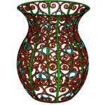 Openwork Vase: Part 3 - FredoScale